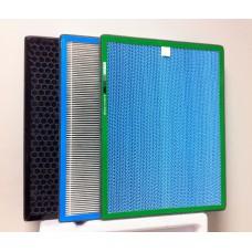 Õhupuhasti Airvitamin Filtrite komplekt (3tk.)